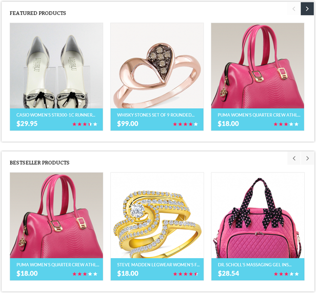 Featured & Bestsellers