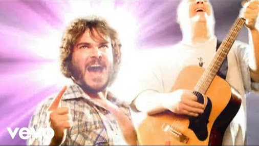 This is the best song in the world. Jack Black Tenacious D Tribute