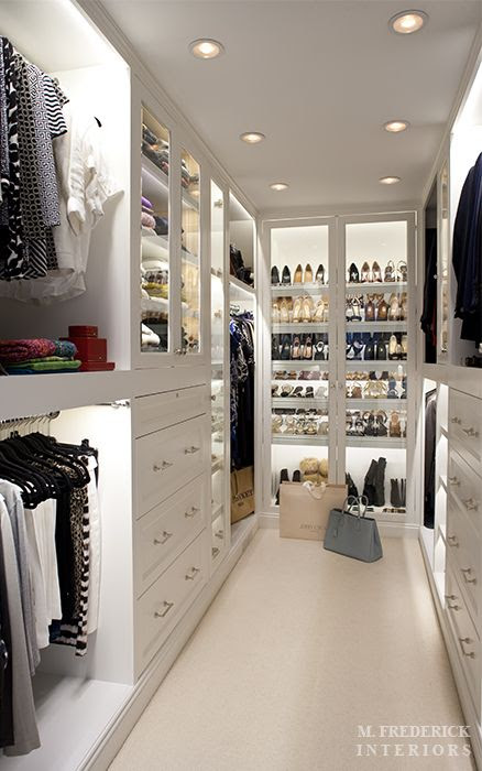 Dreamy closet!