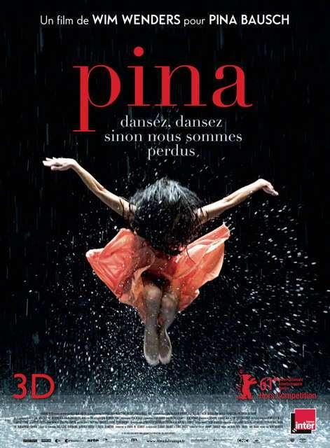 pinaaffiche Wim Wenders   Pina (2011)