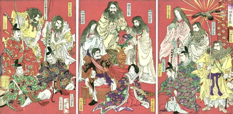 Kami and Emperors