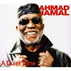 Ahmad Jamal A Quiet Time cover