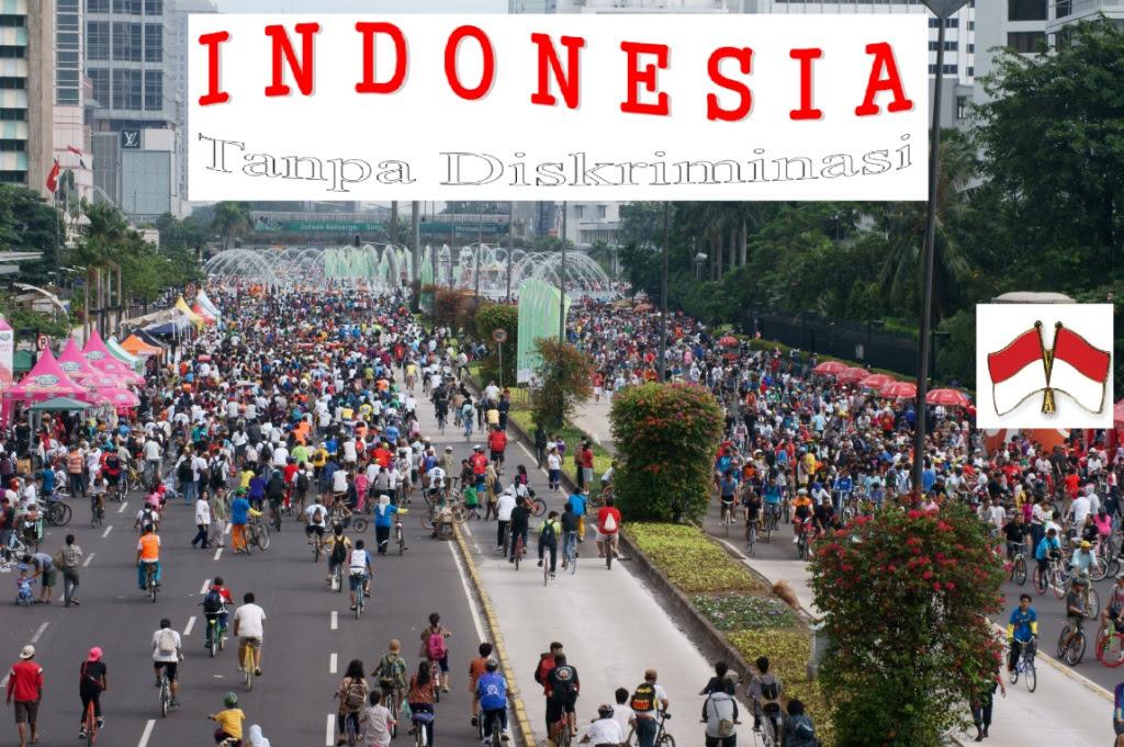 Indonesia Tanpa Diskriminasi