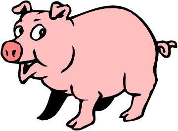 76 Gambar Babi Kartun Paling Hist