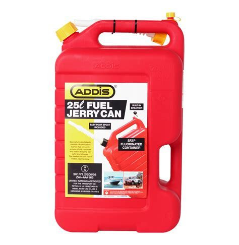 ADDIS Fuel Jerry Can   Makro Online