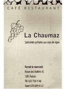 Chaumaz