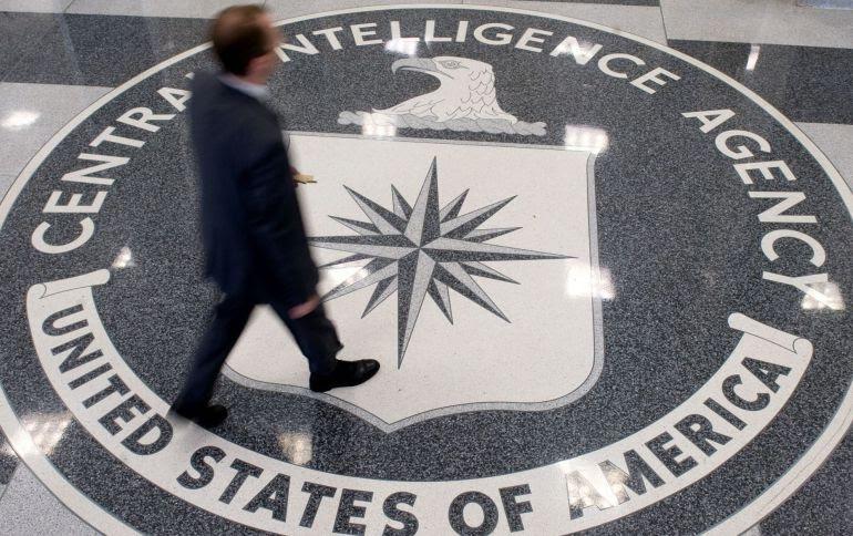 Imagen de archivo de las depencencias de la CIA.