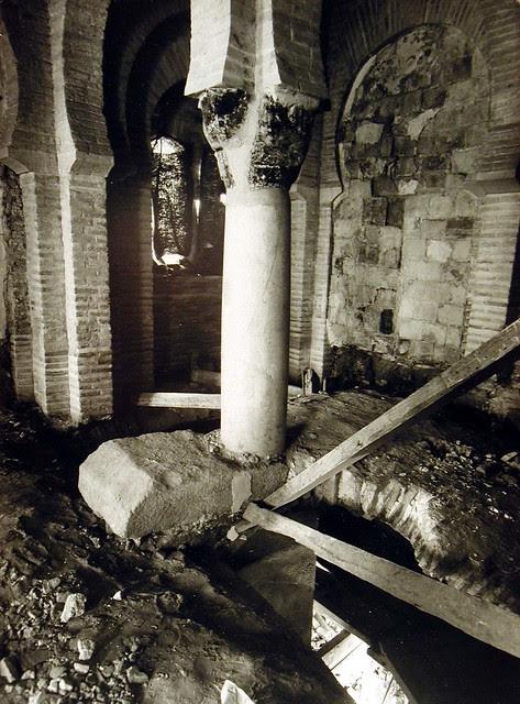 Mezquita de Tornerías a mediados del siglo XX