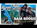 Baja Boogie by Sweet Sixx performed live in lock-down at La Salina Baja California Mexico