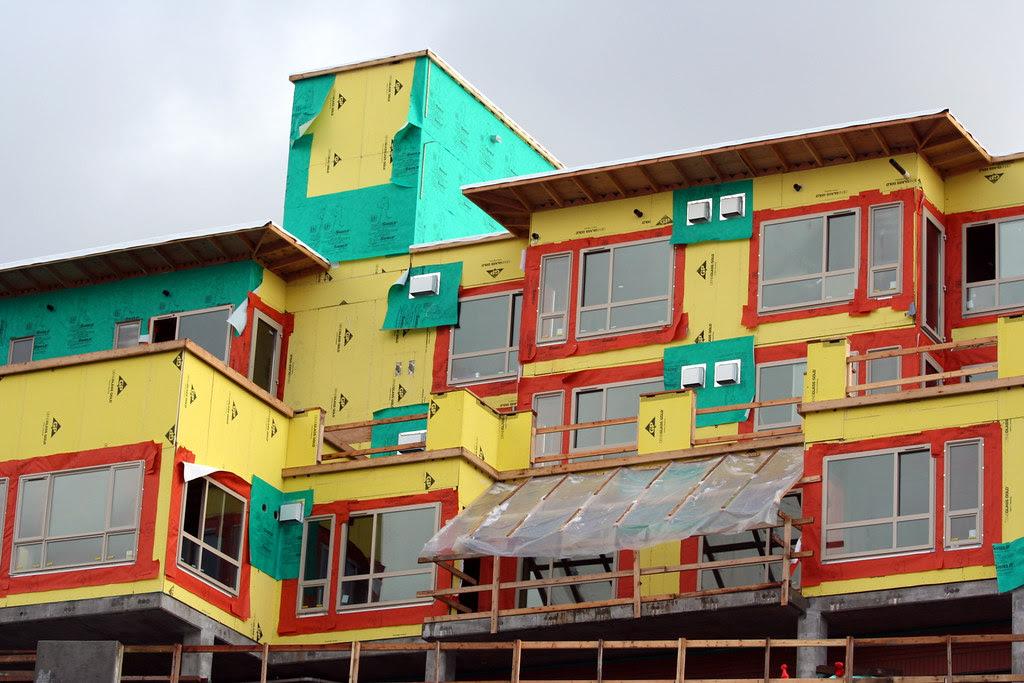 Construction Colours!