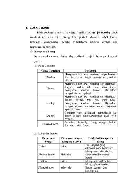 urutan membuat laporan praktikum laporan praktikum modul 1