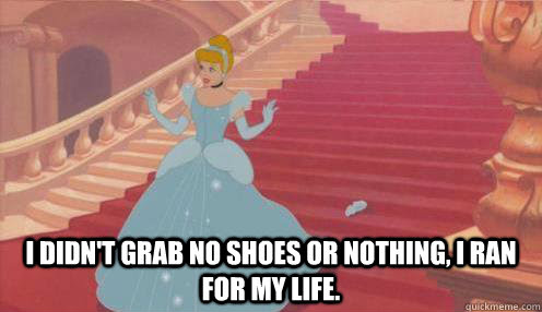 Image result for grab no shoes or nothing gif
