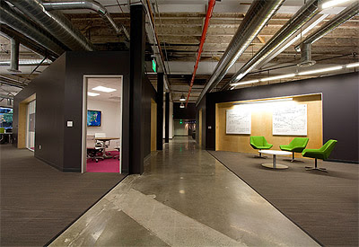 Interior Design  Office Space on Office Having Fun With Commercial Interior Design   Mindful Design