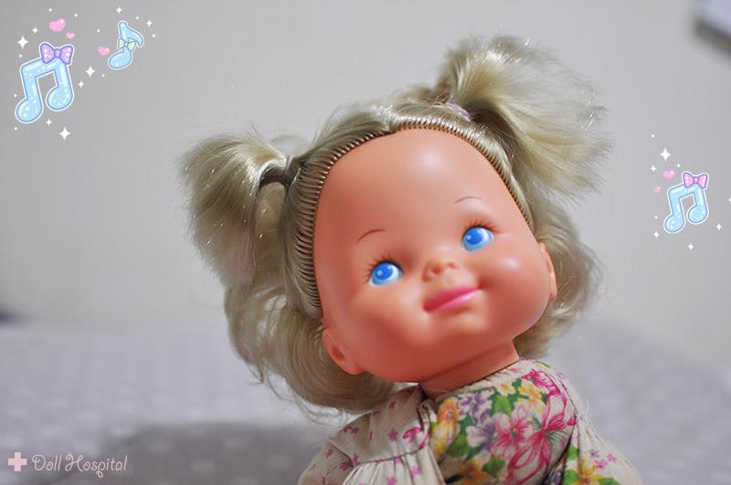 rostinho de boneca