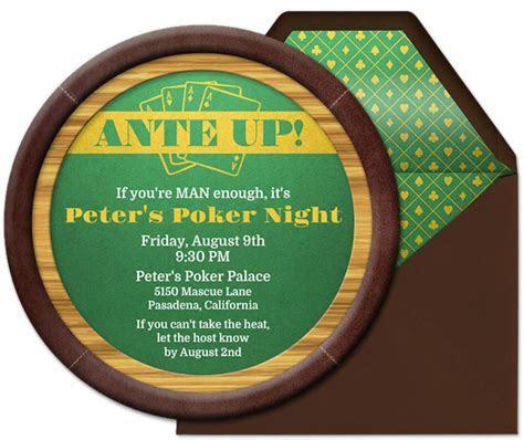 Casino Theme Party Guide   Evite