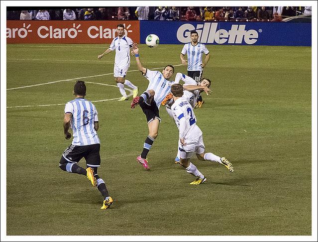Argentina v Bosnia 5