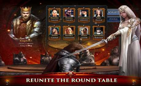 King of Avalon: Dragon Warfare v3.3.3 Apk for android