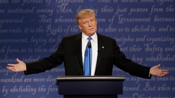 Trump afirmó que su campaña no está en crisis (AP)