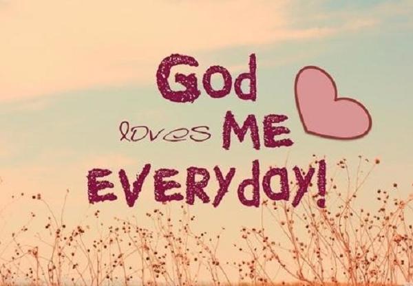 God Always Loves Us Sesawinet