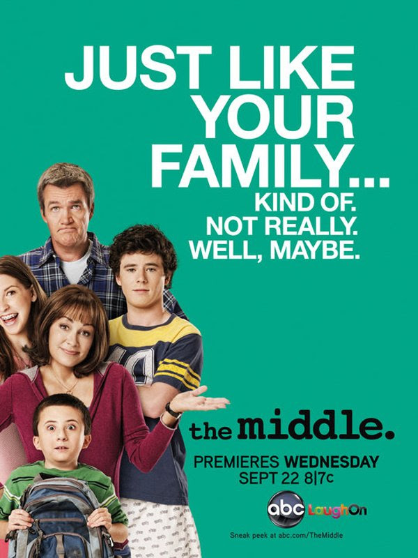 Resultado de imagem para The Middle season 8 posters