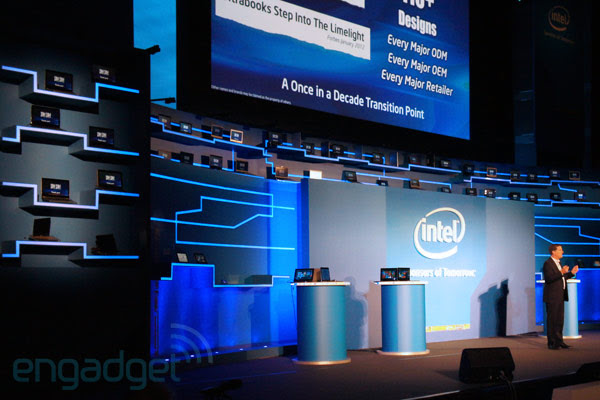 Visualized Intel drops the curtain on 50 Ultrabooks at Computex keynote