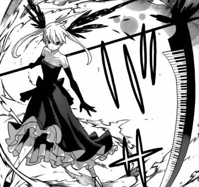 Soul Eater Manga Caps