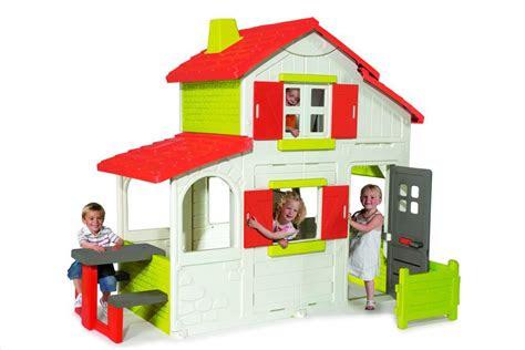 smoby speelhuis duplex buitenspeelgoed fun