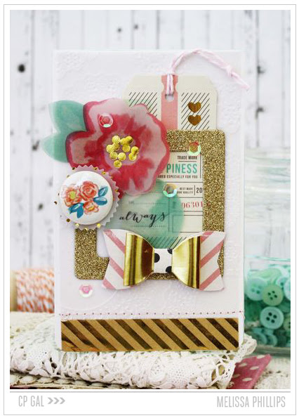 Crate Paper | Melissa Phillips | Styleboard Card