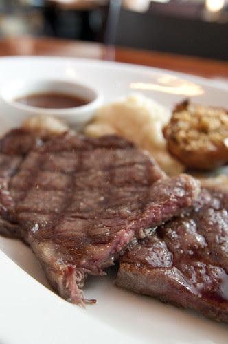 Grilled Wagyu Sirloin Steak, beacon, Omote-Sando
