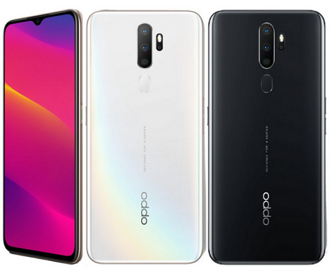 OPPO A5 2020, 6.5inch, Quad cameras, 5000mAh battery launched