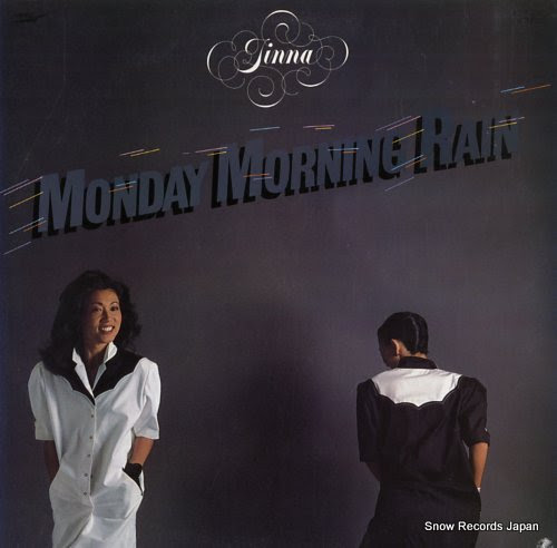 TINNA monday morning rain