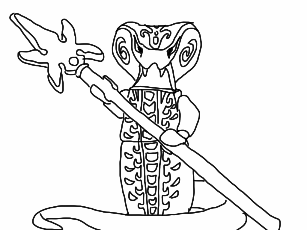 Cool Lego Ninjago Coloring Pages