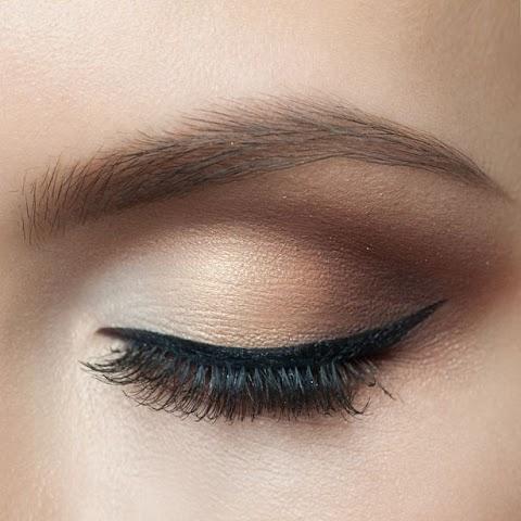 Nude Smokey Eye - Hot 12 Pics   Beautiful, Sexiest