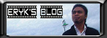Eryk's Blog