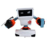 Cepia Fighting Robots with Motion Responsive Two-Handed Controller 2-Pack
