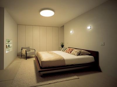 画像 : 不眠症対策に!真似したい寝室インテリア画像集☆6畳 ...