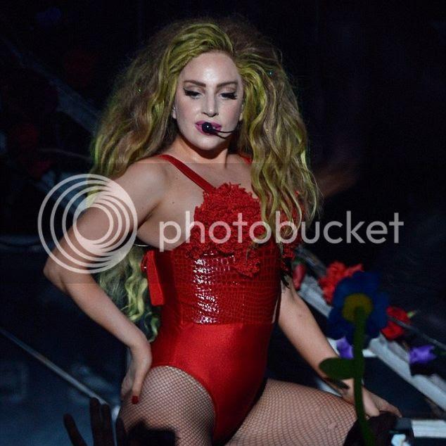 Lady Gaga kicks off Roseland residency...