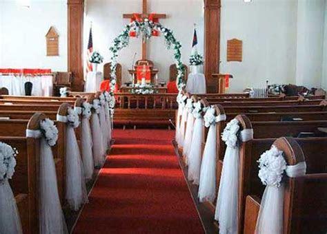 30 DICAS de Decoração de Casamento na Igreja   Fotos
