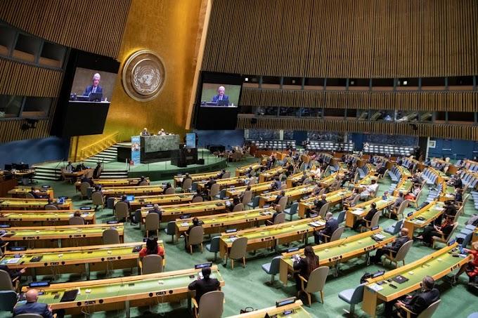LA ONU CELEBRA SUS 75 AÑOS CON UNA CUMBRE DESLUCIDA Y EN MEDIO DE APUROS