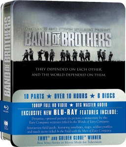 Band of Brohters Blu-ray