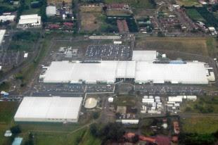 Intel tiene su planta, una de las principales en todo el mundo, en Belén. (Imagen tomada de Wikipedia.)