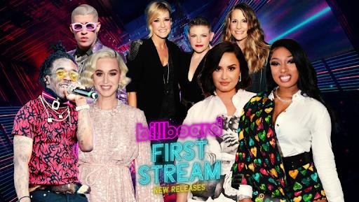 Avatar of First Stream: New Music From Megan Thee Stallion, Lil Uzi Vert, Demi Lovato & More