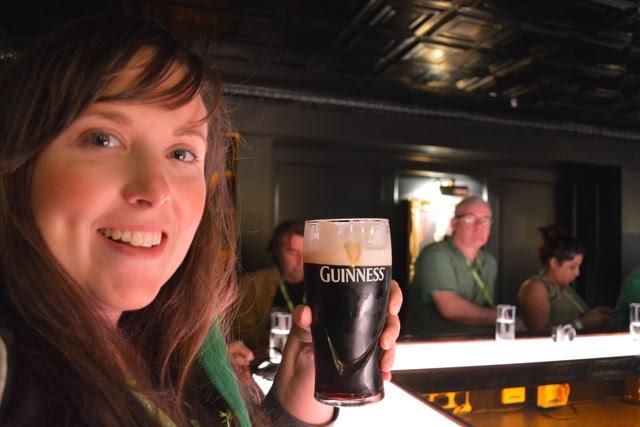 Cailin Guinness - Tips for Celebrating St. Patrick's Day in Dublin, Ireland
