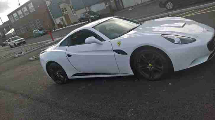 Ferrari california replica, super car. car for sale