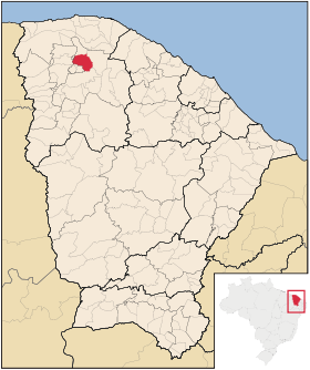Localização de Massapê