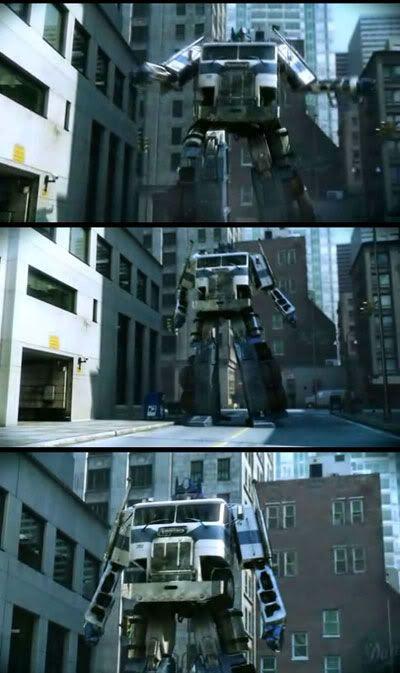Transformers CGI test.