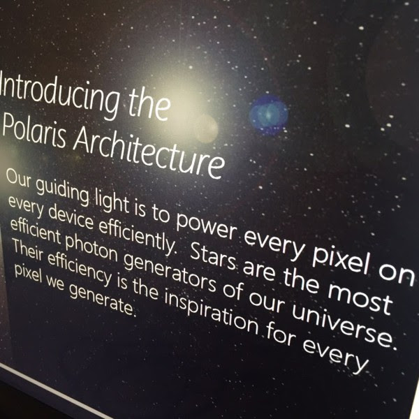 AMD Polaris - Arquitectura