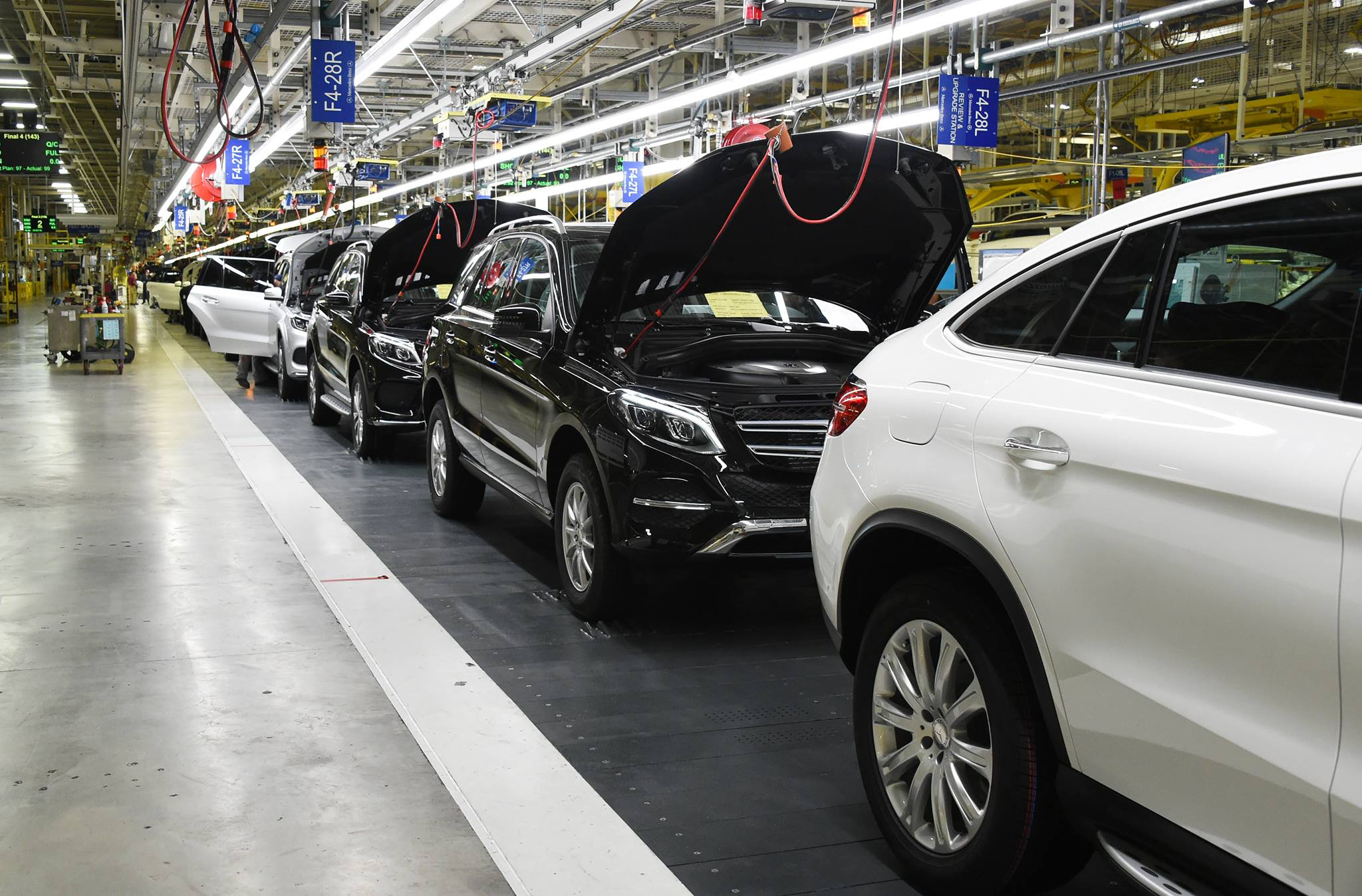 SAS Automotive Systems to support Mercedes production in ...