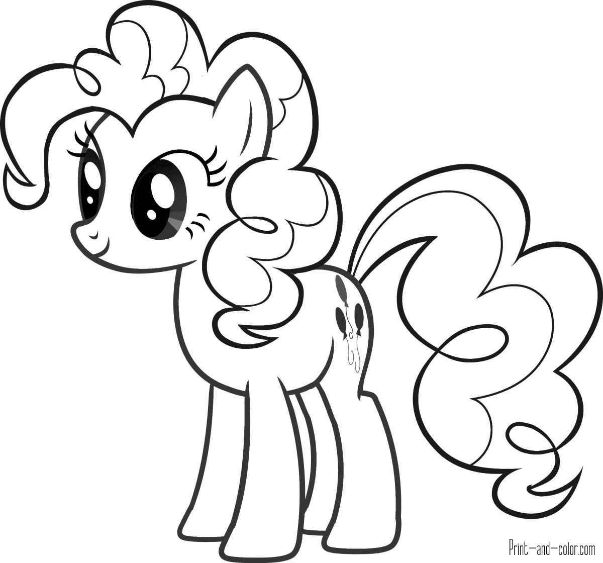 98 Top My Little Pony Coloring Pages A4 Images & Pictures In HD
