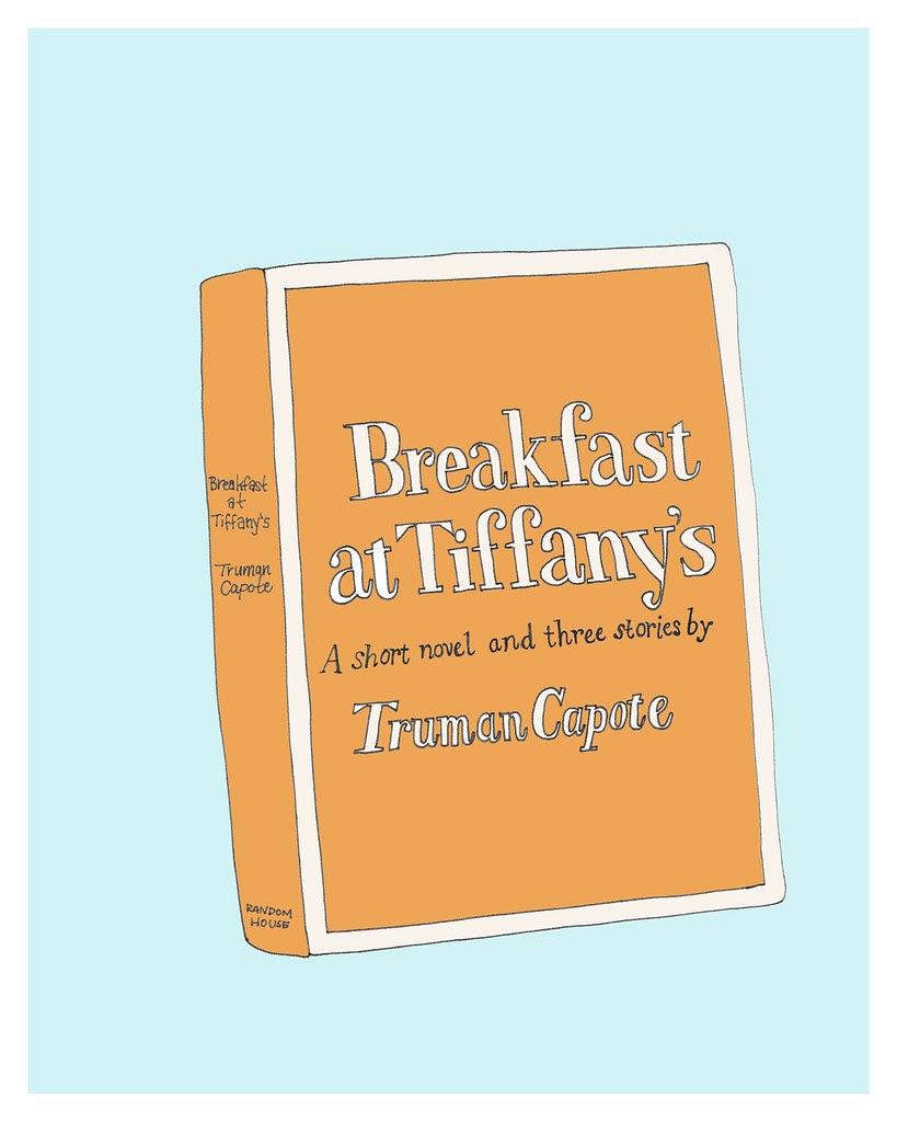 breakfast at tiffanys 8x10